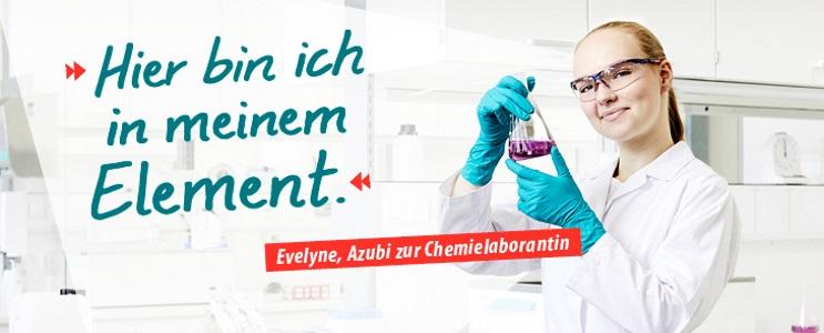 Ausbildung Chemielaborant Berlin