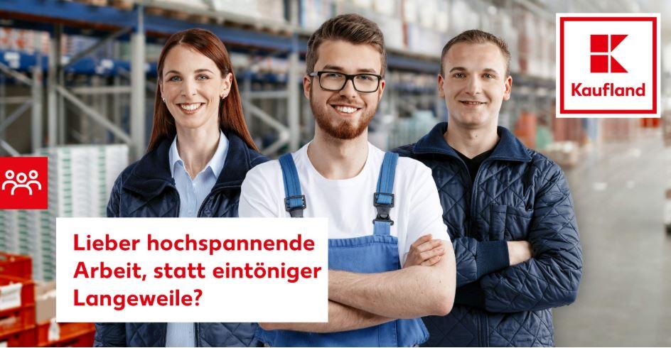Kaufland Online Bewerben