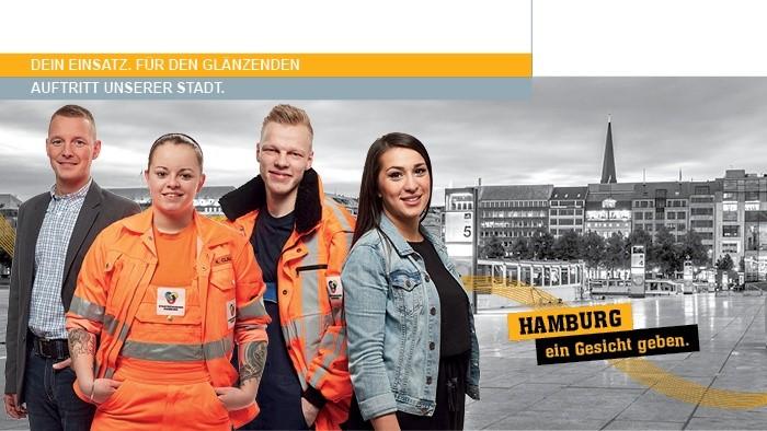 Ausbildung bei der Stadtreinigung Hamburg